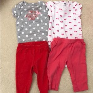 Other - Baby girl, 3-6 month outfits